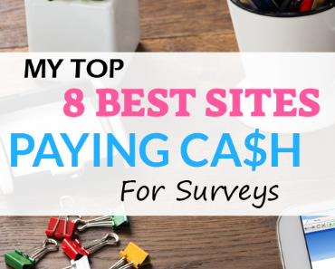 The Best Paid Survey Sites To Make Money