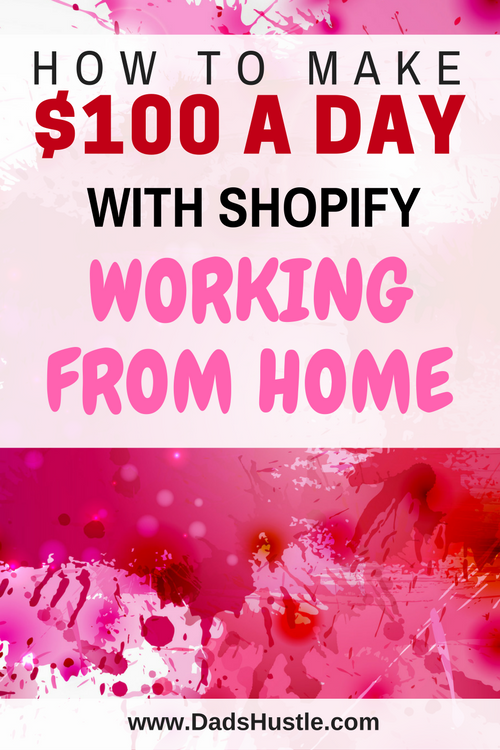 How To Make Money On Shopify With Dropshipping