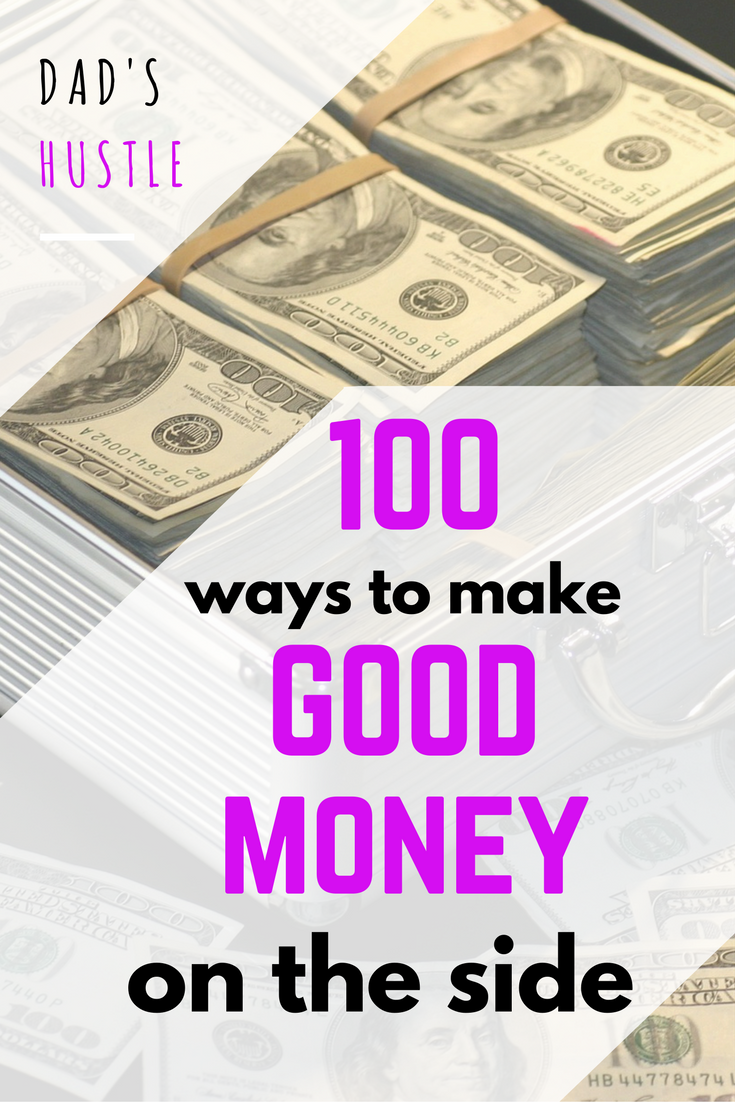 Top 100 Ways To Make Money