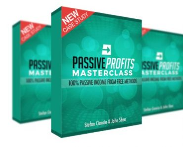 Passive Profits Masterclass Review