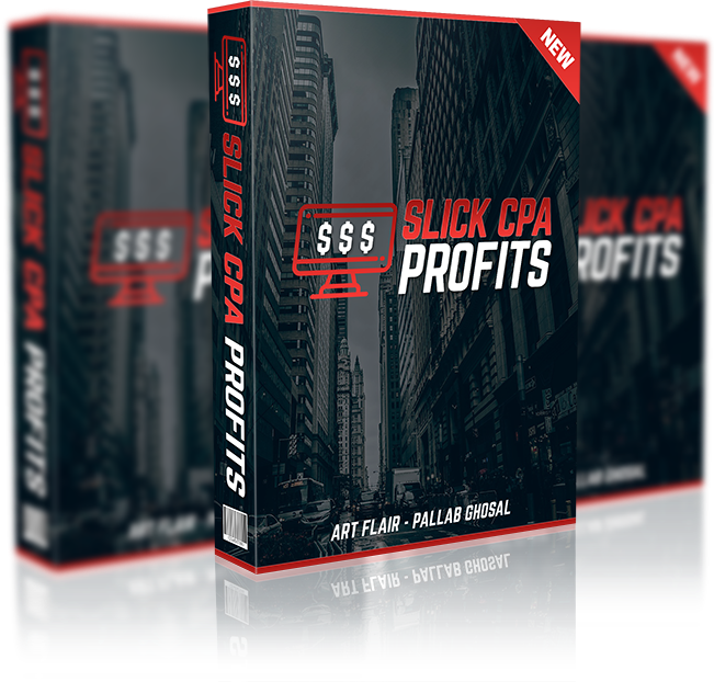 Slick CPA Profits Review: 298/day Without Selling Anything