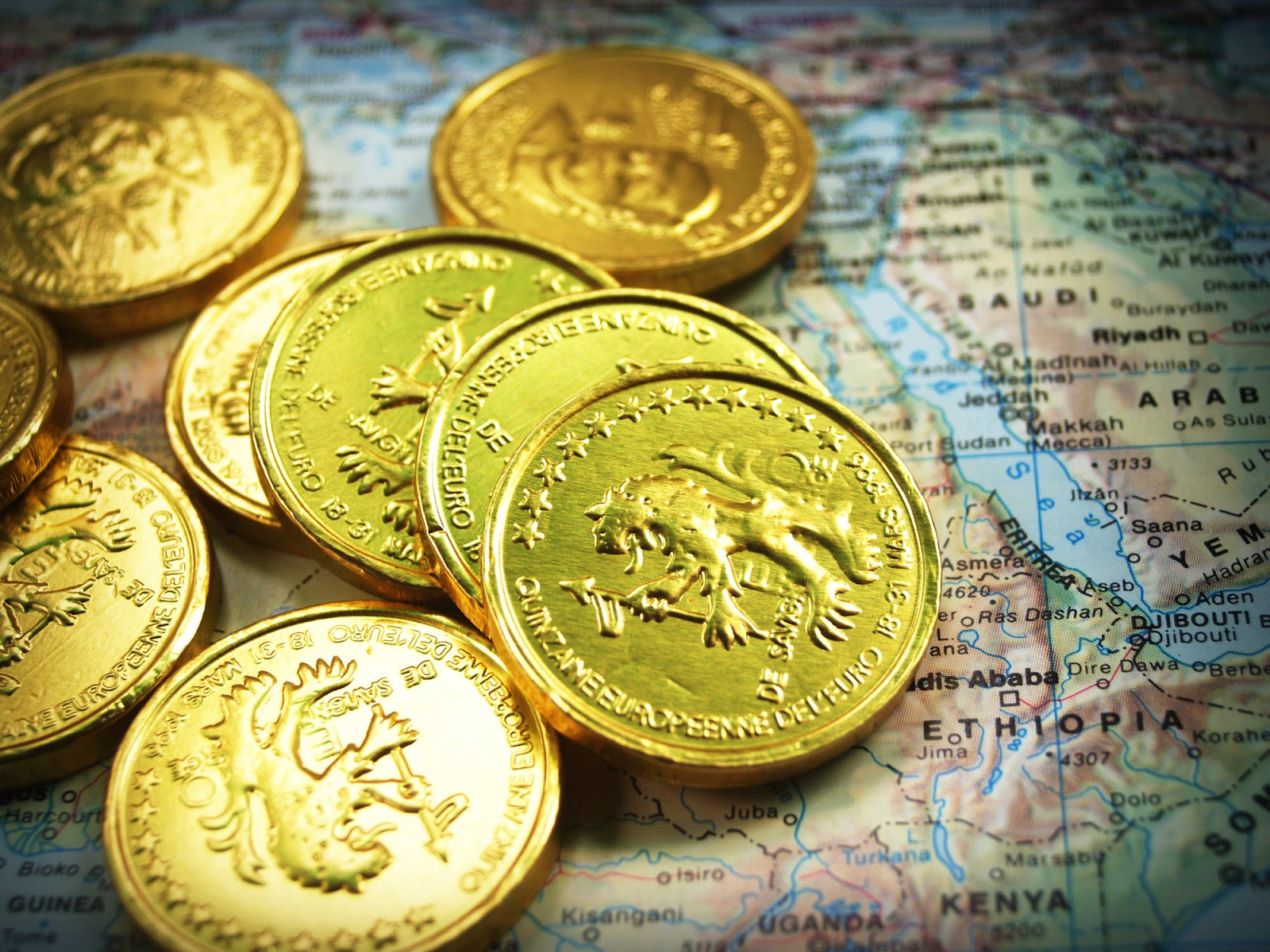 Investing in Gold? Look Out for These Key Players
