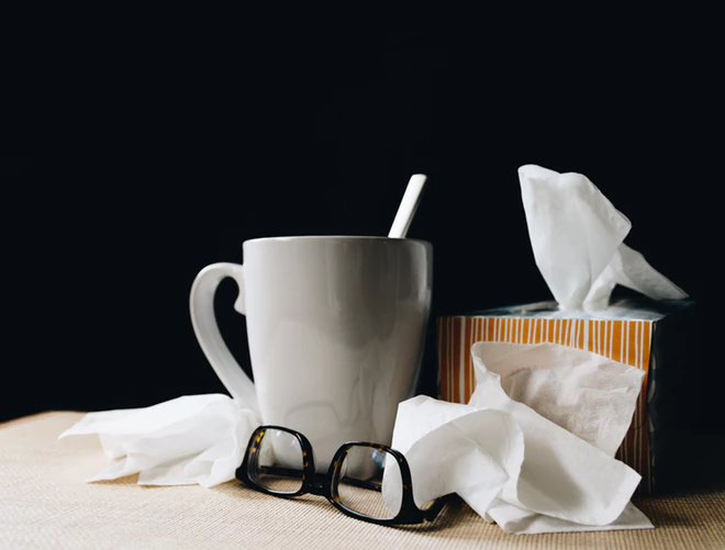 What Happens When You Get Sick?
