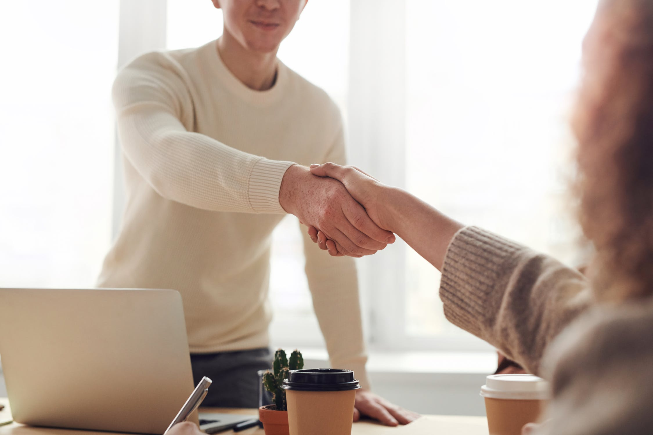 How to Bring Other People Into Your Business