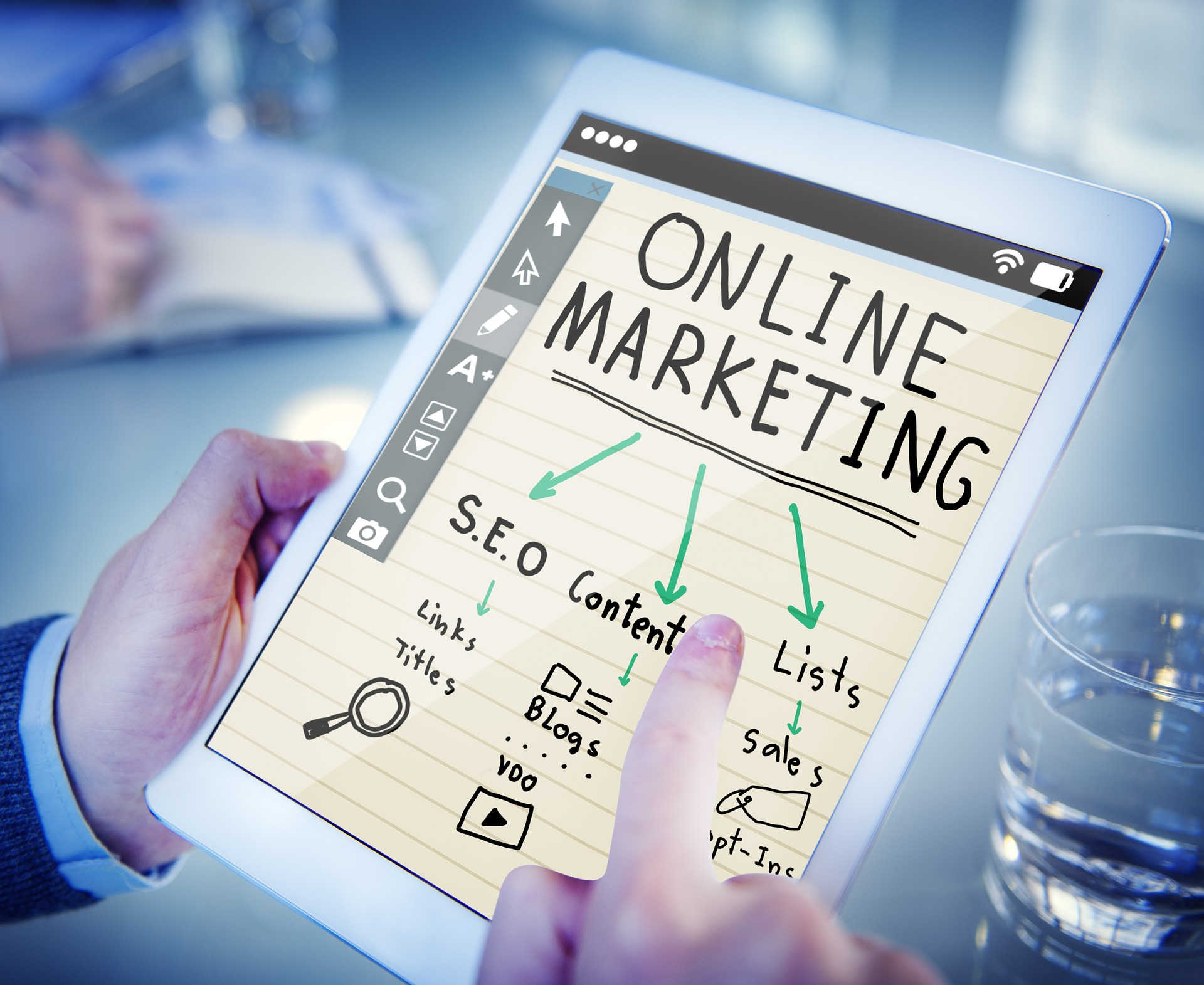 The importance of online marketing
